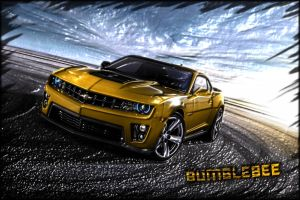 -ZL1 Camaro Bee- by Rumblebee88