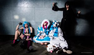 League of Legends - Darkness Over All by Midnight-Dance-Angel