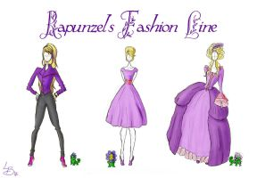 Rapunzel Fashion Line+Article by Lydia-Burns