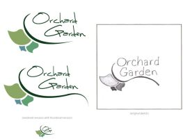 Orchard Garden Logo 3 by Fawkes881