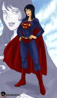 Superwoman by Blackwalker80