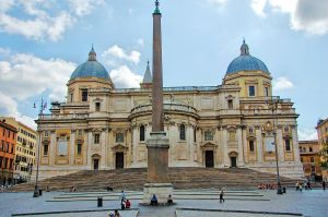 Rome - Sanctuary of Maria by Lauren-Lee