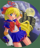 Sailor V by Hadibou