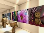 Danbo Gallery by allthenightlong