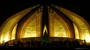 Pakistan Monument by IshqAatish