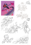 Fight doodledump by CandleBell