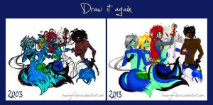 Draw it again - 10 Years later by Head-of-Silence