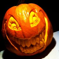 Mask Pumpkin by AlfredParedes