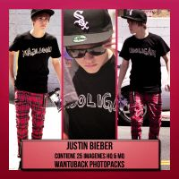 Photopack 611: Justin Bieber by PerfectPhotopacksHQ