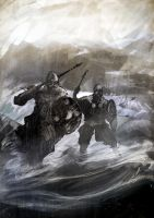 Viking Raid by FilipeHattori
