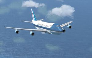 FSX Boeing Air force one by julsscorp