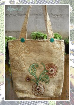 Flowers in a Bag by marissel