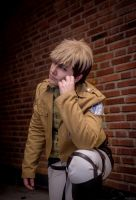 SnK - Jean Kirstein by KoiCos