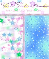 Love my stars brushes for paint tool SAI by Coby17