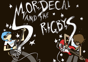 Mordecai And The Rigbys by Nintenderp23
