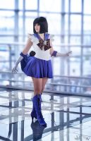 Sailor Saturn by lunatycy-project
