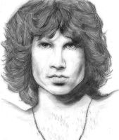 Jim Morrison by marmicminipark