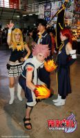 Fairy Tail cosplay - Grand Magic Games by onlycyn