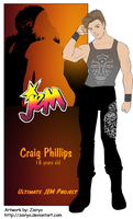 Craig Phillips 18 yo U.J. by Zairyo