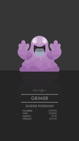 Grimer by WEAPONIX