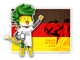 GO GERMANY -wallpaper- by BumbleBeesh