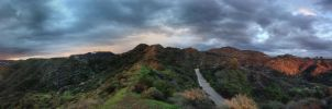 Griffith Park: iPhone Panorama by danlev