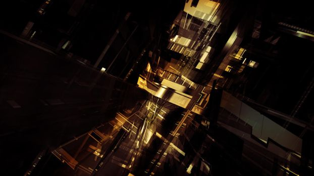 Abstract Cityview by Sneaky86