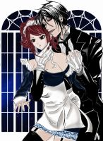 His Naughty Butler and Mei Rin by LibertyBella