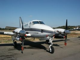 King Air for Tammy by babynuke