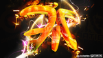 Fnatic Steelseries Wallpaper by alekSparx