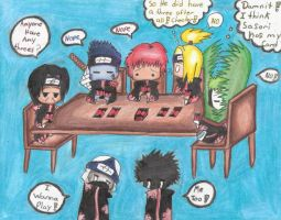 Akatsuki's friday nights by motoharu-chan