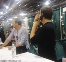 Norman And Sean by GingerxxSnaps