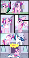 My new foal sitter.pg1. by lilmandarin