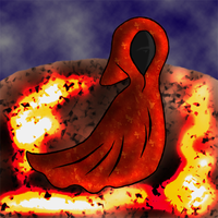 Red Volcano by AttackTheMap