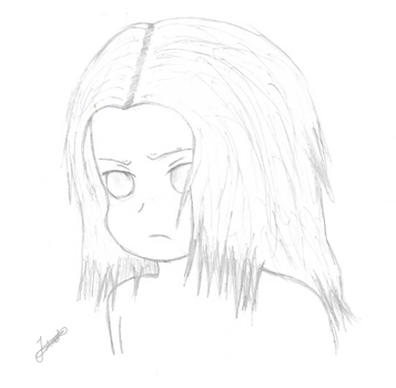 Small Drawing - Style Testing by KrystalDreams14