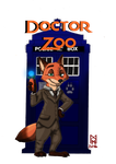 Doctor Zoo by MorbiusMonster