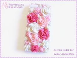 Custom Case for Venus Asawapoom by Kuppiecake