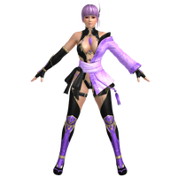 Dead or Alive Last Round - Ayane (C11) (Updated) by CaliburWarrior