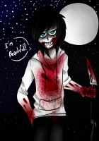 Jeff The Killer- Remake by CardiganHaze