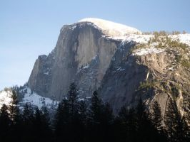 Half Dome by lyvierre