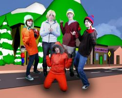 South Park by kanne13