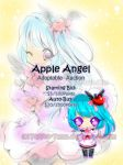 Apple Angel Adopt Set Price: OPEN by Toffee-Tama