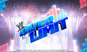 WWE Over the Limit 2012 by DecadeofSmackdownV3