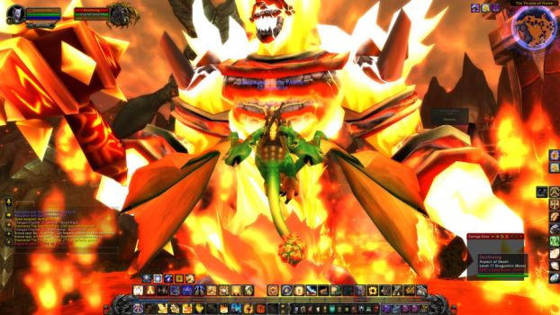 DeathWing Encounter Health Pic by 2Handed