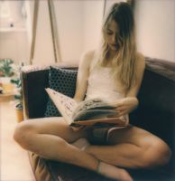 Pierrine, june/polaroid #3 by Who-Is-Chill