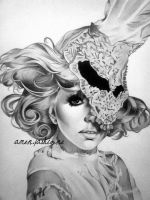 Lady Gaga Remake 1 by geLooOoo