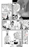 Hayner Gives Roxas A Present by hotnesspecter88