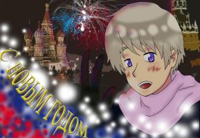 APH Happy new year by Naoko-Tomomi