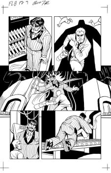 Freelance Blues issue 6 page 9 by ShamanMagic