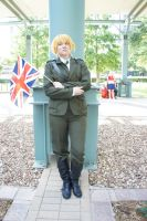 England by DascocoCosplay